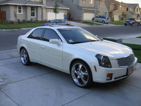 tonyas05cts 2005 cadillac cts specs photos modification. Black Bedroom Furniture Sets. Home Design Ideas