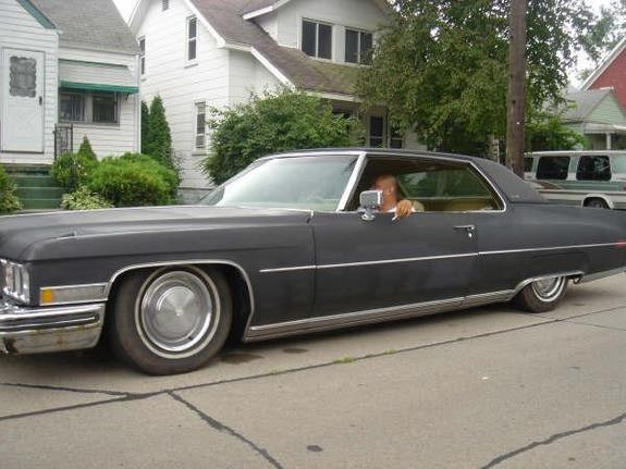 Another g_dogg415 1973 Cadillac DeVille post... - 9083054