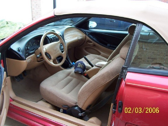kiddiccarus 1995 Ford Mustang 9085506