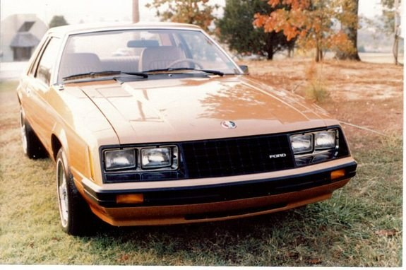 Another dburdyshaw 1980 Ford Mustang post... - 9086816