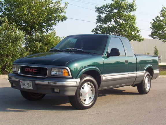 bitchsaintshit 1995 gmc sonoma club cab specs photos. Black Bedroom Furniture Sets. Home Design Ideas