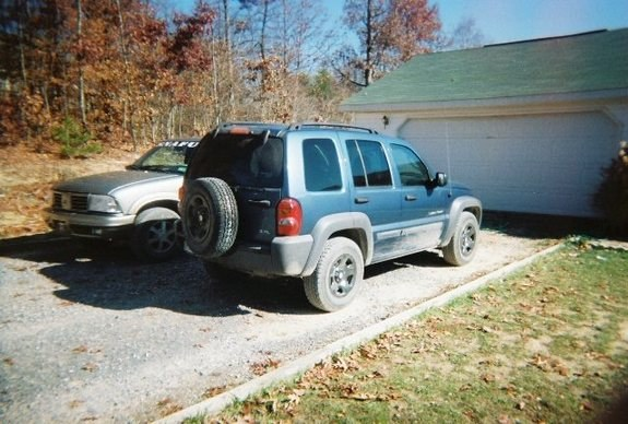 Another Pollock 2003 Jeep Liberty post... - 9087454