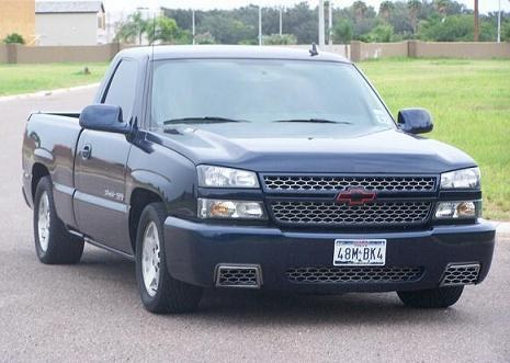 beyond limits 2006 chevrolet silverado 1500 regular cab. Black Bedroom Furniture Sets. Home Design Ideas
