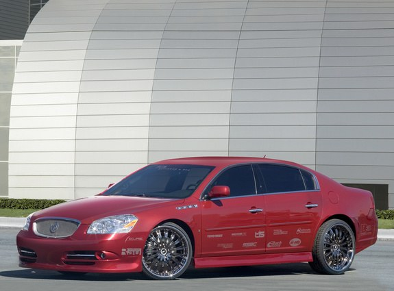 D3Auto 2007 Buick Lucerne Specs, Photos, Modification Info ...