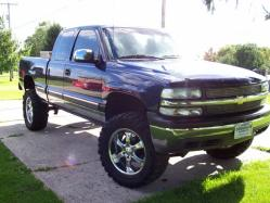 LiLMexi01 1999 Chevrolet C/K Pick-Up