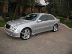 Chariotsoffires 2006 Mercedes-Benz E-Class