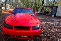 cobrabretts 1995 Ford Mustang
