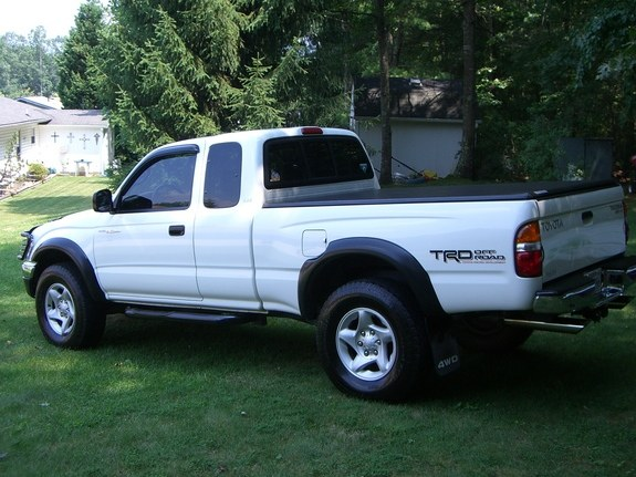 yotacoma 2002 toyota tacoma xtra cab specs photos modification info at cardomain. Black Bedroom Furniture Sets. Home Design Ideas