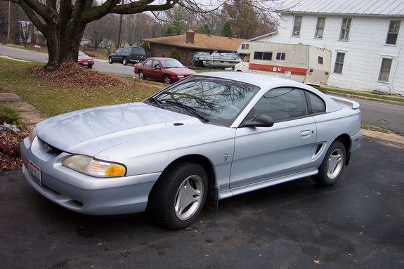 Clhammond S 1996 Ford Mustang In Dayton Oh