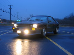 hitman47227s 1986 Mercury Capri