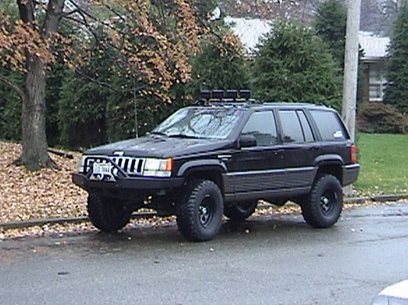 Jeeperz_Creeperz 1993 Jeep Grand Cherokee Specs, Photos ...