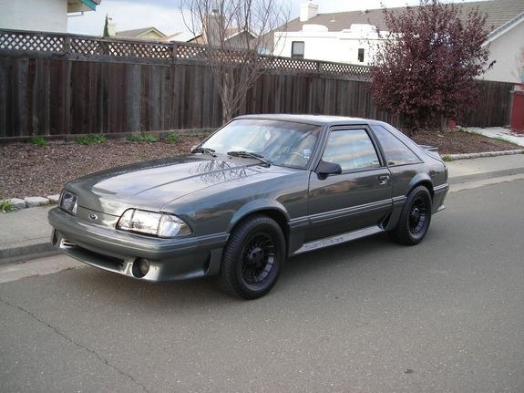 Ford Camber >> UAWITHHD 1988 Ford Mustang Specs, Photos, Modification Info at CarDomain