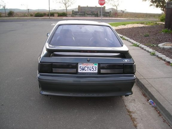 Another UAWITHHD 1988 Ford Mustang post... - 9148900