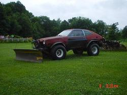 jwinfield129 1973 Ford Pinto