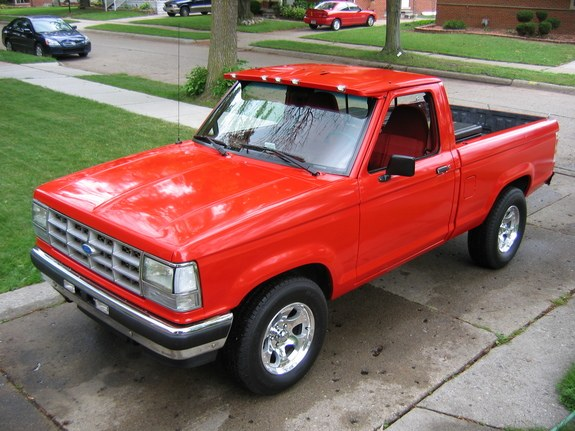 My91Ranger 1991 Ford Ranger Regular Cab 9091549