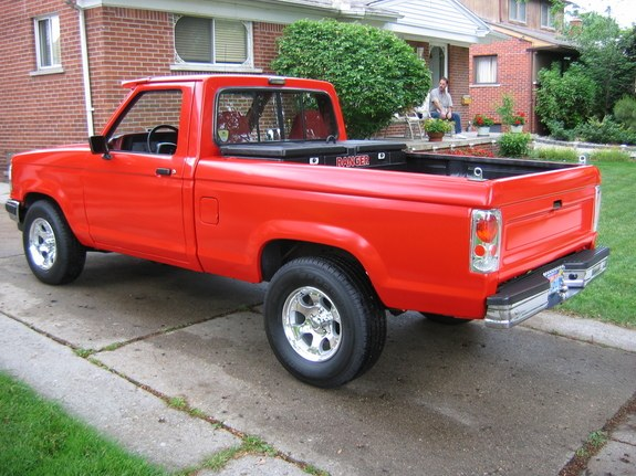 My91Ranger 1991 Ford Ranger Regular Cab 9091551