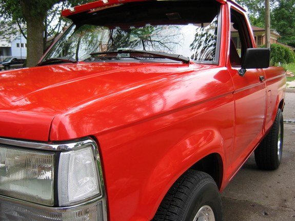 My91Ranger 1991 Ford Ranger Regular Cab 9091553