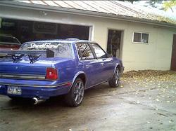 86_cutlasss 1986 Oldsmobile Cutlass Ciera
