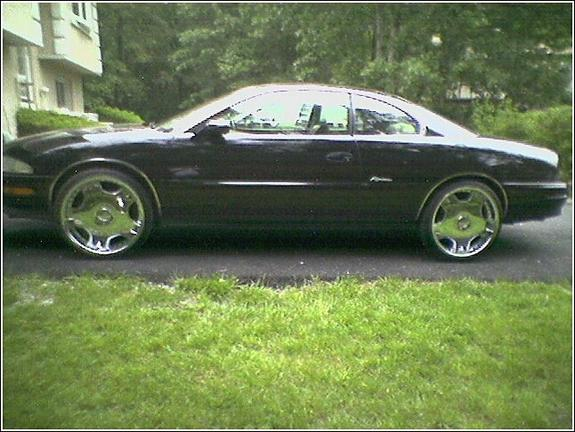 Paperchasin05 1997 Buick Riviera Specs Photos