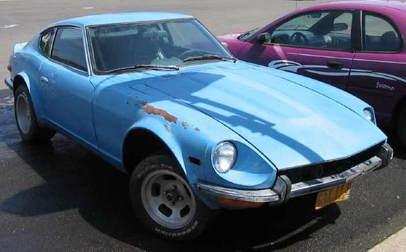 Another dan_yoyo 1970 Datsun 240Z post... - 6375247