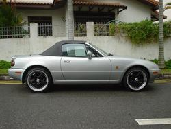 Another liolim 1992 Mazda Miata MX-5 post... - 6376370