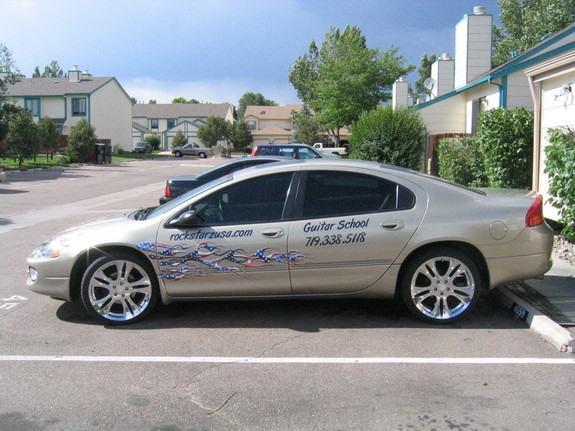rockstarzusa 2003 Dodge Intrepid Specs, Photos ...