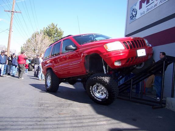 Another jeepguy102 1999 Jeep Grand Cherokee post... - 6376599