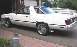 82FairmontFutura 1982 Ford Fairmont