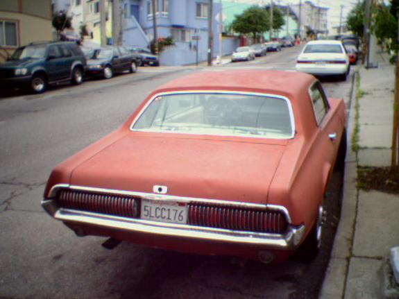Another MaRkZ67CoUgNuT 1967 Mercury Cougar post... - 6379669