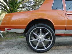 onephat4d 1981 Chevrolet Monte Carlo