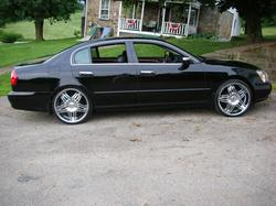 KingTodds 2002 Infiniti Q
