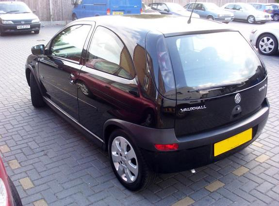chaz sxi 2002 vauxhall corsa specs photos modification info at cardomain. Black Bedroom Furniture Sets. Home Design Ideas