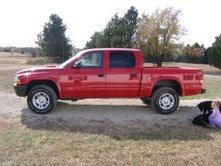 JustLedouxIt 2004 Dodge Dakota Regular Cab & Chassis