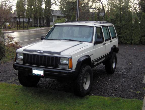 Ricer5590 1987 Jeep Cherokee Specs Photos Modification Info At