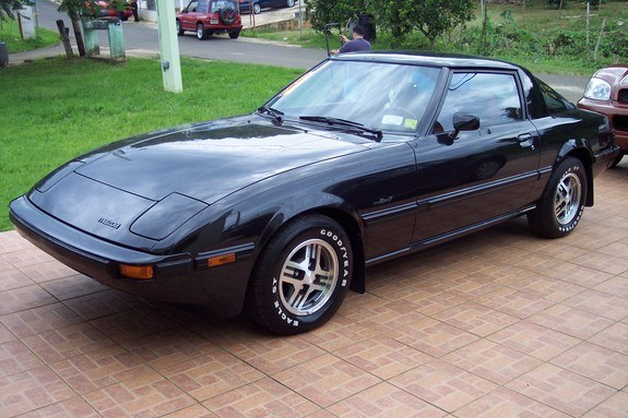 galdo123 1984 Mazda RX7 Specs Photos Modification Info at CarDomain