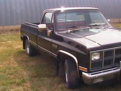 BlackBeauty2424s 1981 GMC Sierra 1500 Regular Cab