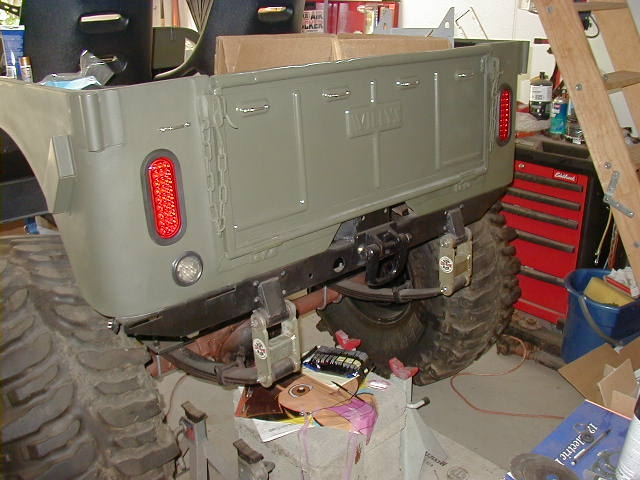 Another 48CJ2aFlatty 1946 Willys CJ2A post... - 9238384