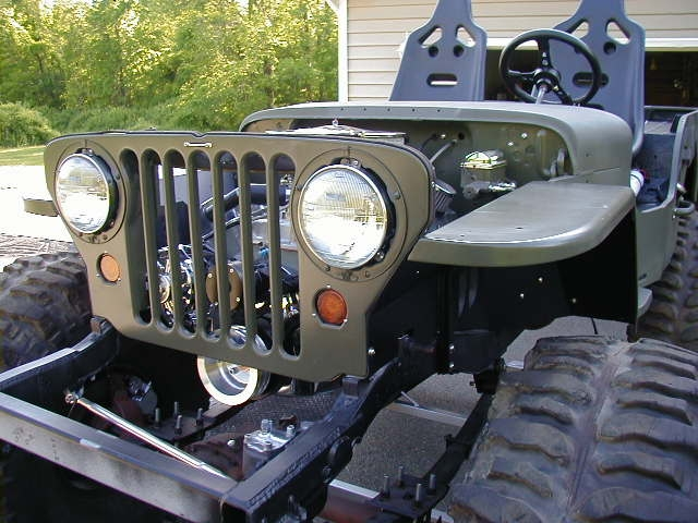 Another 48CJ2aFlatty 1946 Willys CJ2A post... - 9238392