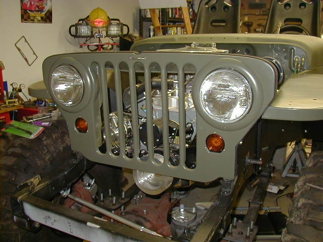 Another 48CJ2aFlatty 1946 Willys CJ2A post... - 9238395