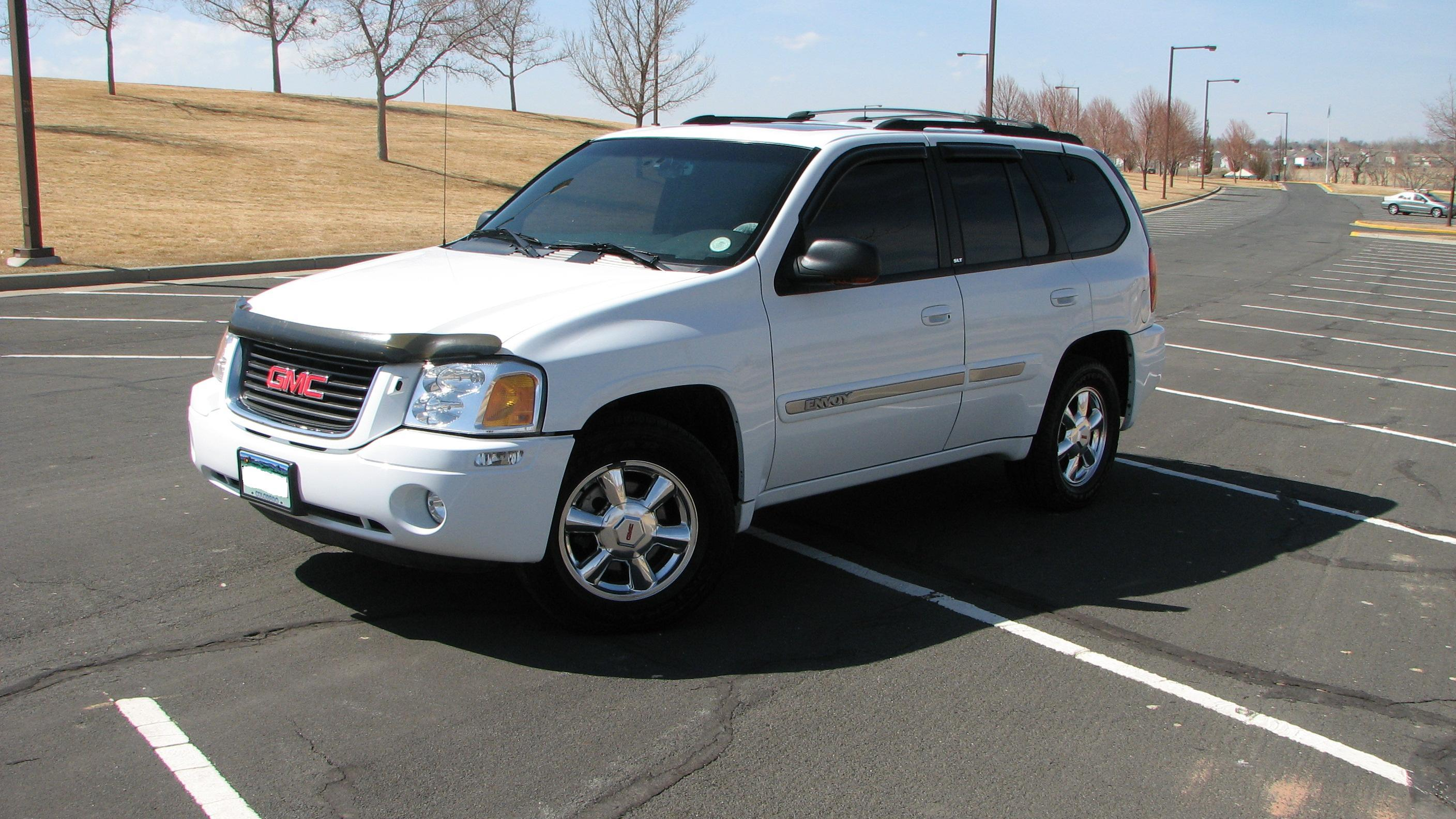 Another WS6Racing 2003 GMC Envoy post... - 9214714