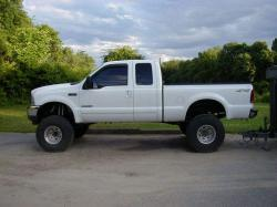 48CJ2aFlatty 2003 Ford F350 Super Duty Crew Cab
