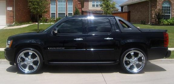 Another chiguy20 2007 Chevrolet Avalanche post... - 10271277