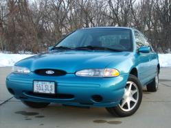 Teal4Bangers 1996 Ford Contour