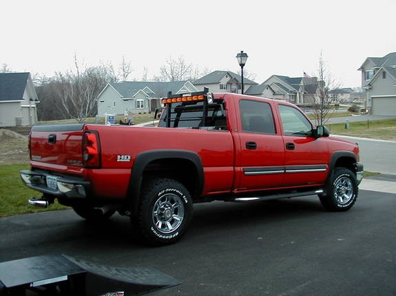 Large on 2001 Chevy S10 Specs