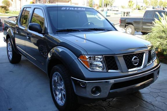 Another supercharged4_0 2006 Nissan Frontier Regular Cab post... - 9214800