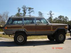 WheelinJeepss 1988 Jeep Grand Wagoneer