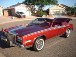 Imakemovess 1984 Cadillac Eldorado