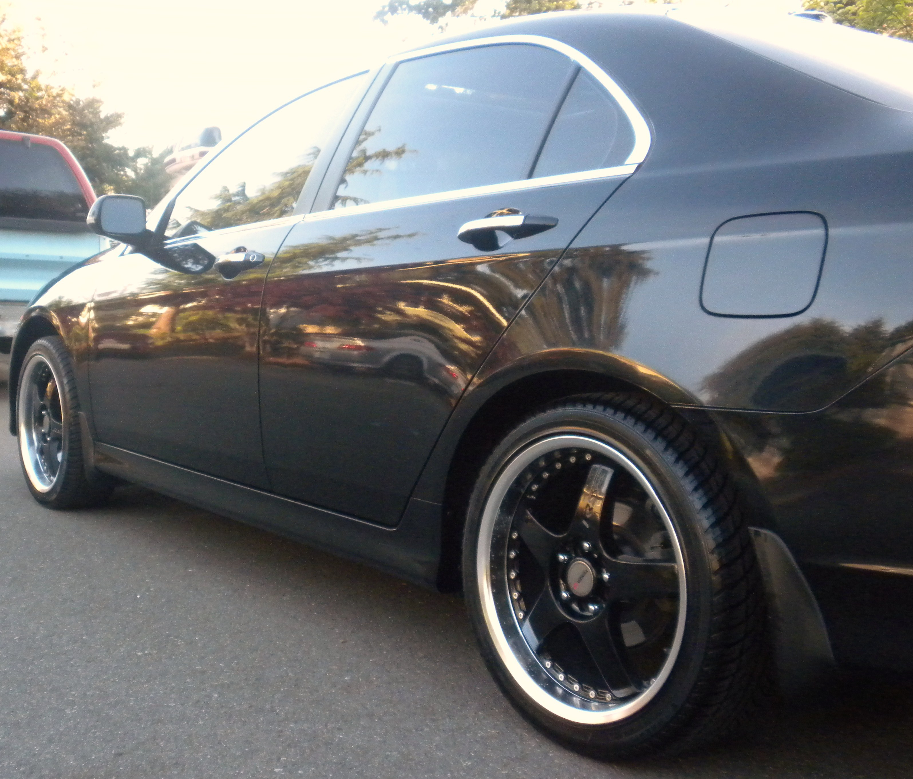 Tinga 2008 Acura TSX Specs, Photos, Modification Info At