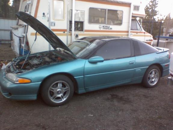 Honda Hater Sl 1992 Eagle Talon Specs Photos