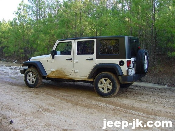 Another jeremymiles 2007 Jeep Wrangler post... - 9216512
